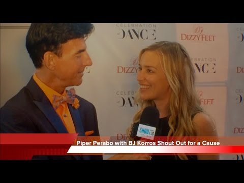 ABC's Notorious Piper Perabo At Dizzyfeet Foundation Shout Out For A Cause