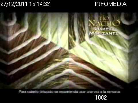 SHAMPOO TIO NACHO CANAS AMARILLAS DIC 2011