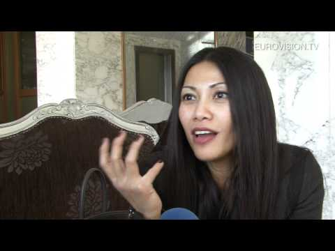 Everything you always wanted to know about Anggun.