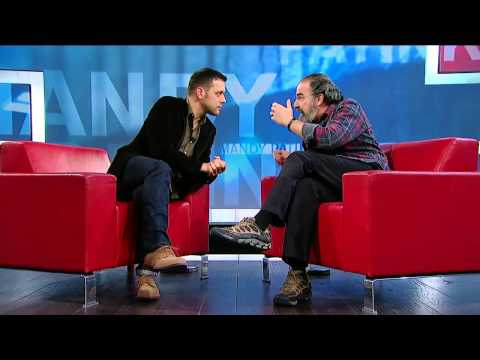 Mandy Patinkin On George Stroumboulopoulos Tonight: INTERVIEW