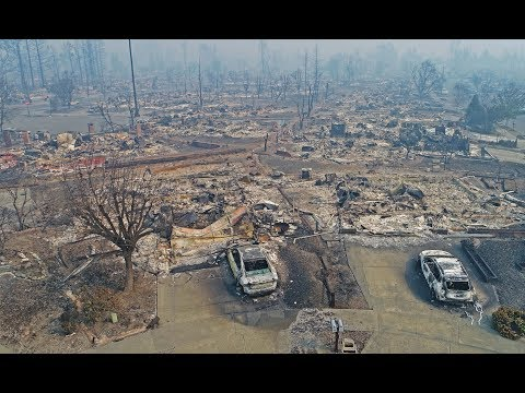 Unbelievable fire devastation never seen anything like it before. To help please go to: https://srcity.org/610/Emergency-Information thomas rye skirball ventura 405 101 bel air los angeles...