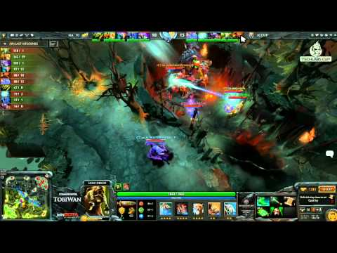iCCup vs Na'Vi - Techlabs Cup - TobiWan
