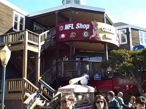 0 - San Francisco Travel:  San Francisco, California. Pier 39. Part I. - Youtube Replay