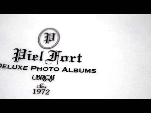 La tradición más exquisita. PielFort, los álbumes fotográficos de piel de Ubrique.