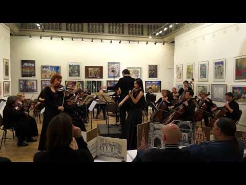 Моцарт Вольфганг Амадей - Кончертоне для 2-х скрипок с оркестром до мажор
