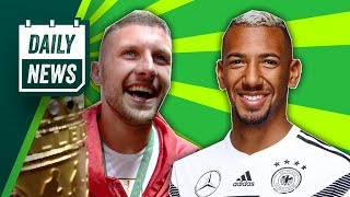 Jerome Boateng to Manchester United + Rebic to replace Ronaldo ► Daily Football News
