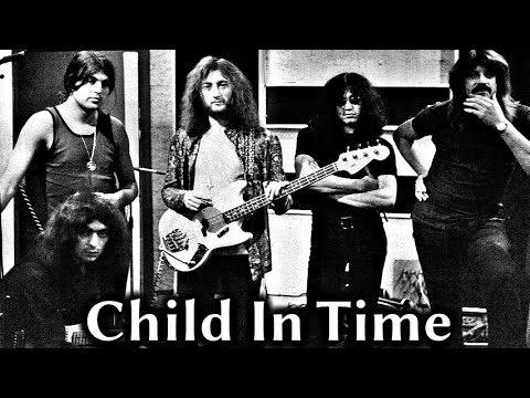 Deep Purple - Child In Time Instrumental video