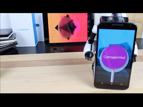 How To Install CyanogenMod 12 CM12 Nexus 6 and Review