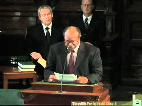 Samuel Hsu Memorial Service, Clip 15: Scripture Reading, Mr. Michael Kennedy video