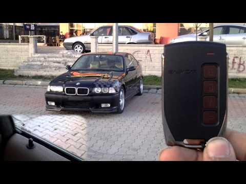 BMW E36 Keyless Go Entry. Remote. Start Stop Buton. Alarm. Smart Door & Knock Pad.