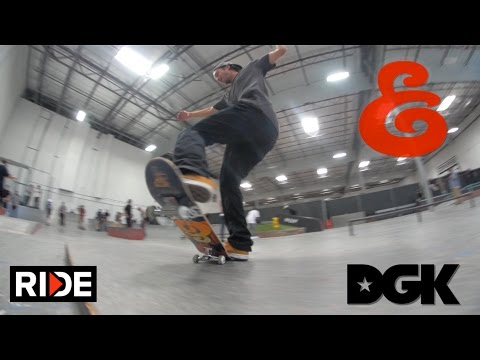Matt Miller, Kelly Hart & More - Expedition x DGK Skate/Hang at Active