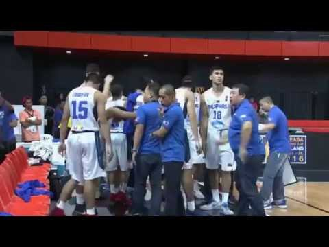 Gilas Pilipinas Cadets vs Malaysia - 1st Quarter - 5th SEABA Stankovic Cup | May 22,2016