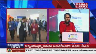 Minister Suresh Prabhu speech at Bio-Asia 2018
