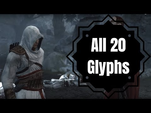 Assassins Creed 2: All 20 Glyph Locations