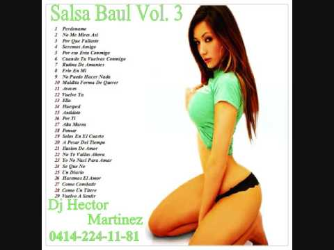 Salsa Baul Vol 3 - Dj Hector Martinez