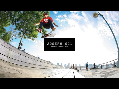 Video Check Out: Joseph Gil