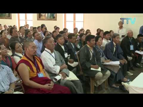 Sikyong Dr. Lobsang Sangay's Talk at First Parents' Conference