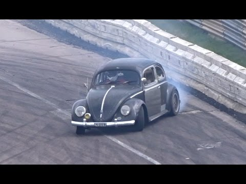 2015 Apex Festival - Drifting in a Turbo Charged Beetle at Lydden Hill