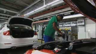 BMW Rosslyn Plant vol.4 【Full HD】