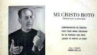 download lagu Mi Cristo Roto Completo Voz Original Padre Ramón Cué gratis