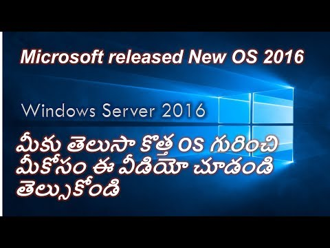 How to install Windows Server 2016 (Step by Step guide) | 2016 Features explained