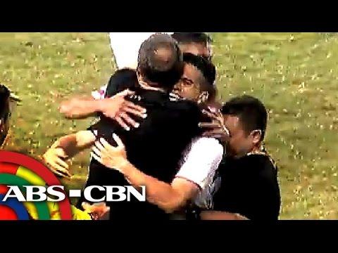 Philippine Azkals, tinalo ang Bahrain sa FIFA qualifiers
