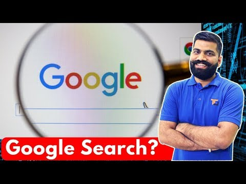 How Google Search Works? Search Engine? Spiders? Web Crawlers?
