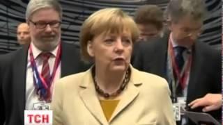 Ангела Меркель обговорить з президентом Франції ситуацію в Україні - (видео)