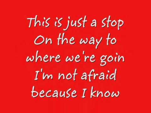 Temporary Home - Carrie Underwood (lyrics)