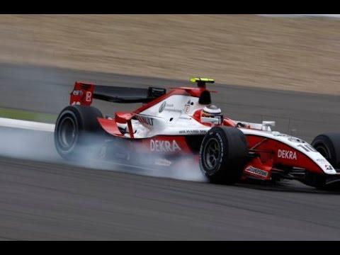 Double Victories - Nico Hülkenberg, GP2 Nürburgring '09