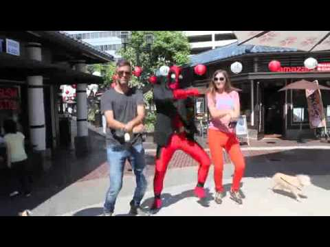 deadpool vs gangnam style xo tWlETq8w fmt34