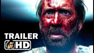 MANDY Official Trailer (2018) Nicolas Cage Action Thriller Movie HD