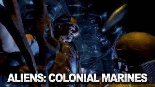 Wii U: Aliens: Colonial Marines Suspense Trailer - Nintendo NYC Conference 2012