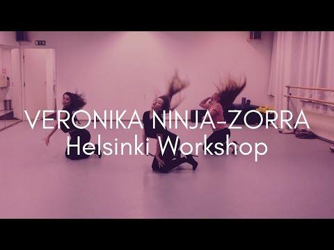 Rihanna - VOGUE FEMME | VERONIKA NINJA-ZORRA Workshop - Helsinki