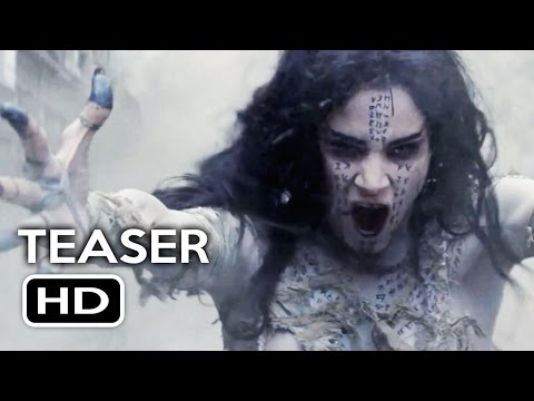 The Mummy Official Trailer #1 Teaser (2017) Tom Cruise, Sofia Boutella Action Movie HD
