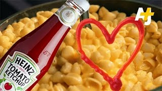Kraft + Heinz Merger = 5th Largest Food Company