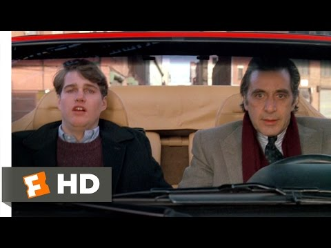 Scent Of A Woman (6 8) Movie Clip - Ferrari Test Drive (1992) Hd video