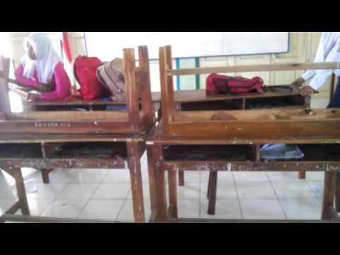 Ujian praktek seni budaya materi seni musik(amayadori,mayumi Itsuwa),Purworejo Jaws Tengah