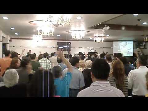 Fernel Monroy / Remolineando en Ministerios Voz de Dios, Satelite Edo de México D.F