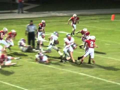 Sterling Stowers 2012 8 Game Highlights