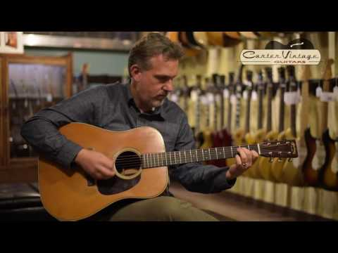 1942 Martin D-28 owned by Bryan Sutton