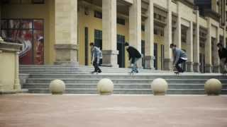 Bon Voyage - Cliché skateboards - OFFICIAL TRAILER #2 - SKATE