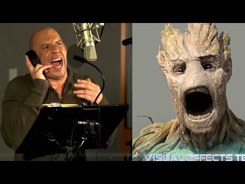 On the Set of GUARDIANS OF THE GALAXY [Making Of]