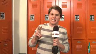Matt Shively Gives Secrets from a Real Nickelodeon Set!