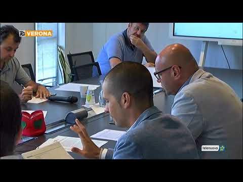 Servizio  del 03.08.18 - Acque Veronesi raddoppia gli investimenti
