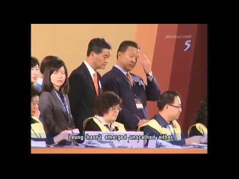 Leung Chun ying wins Hong Kong election - 25Mar2012