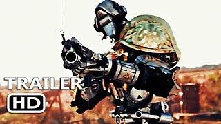 CARTEL 2045 Official Trailer (2018)