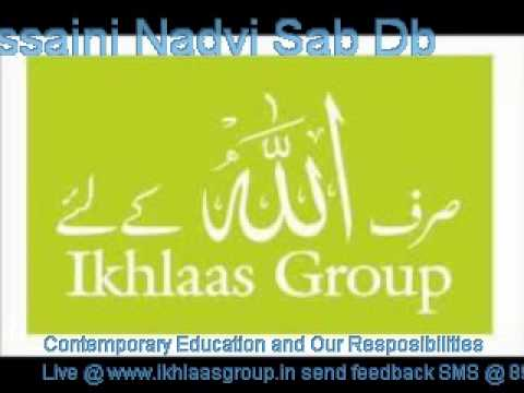 Maulana Syed Salman Husaini Nadvi Sab Db On 26-01-2013  Quddus Sab Eidgah.mp4 video