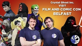 Film and Comic Con, Belfast 2015