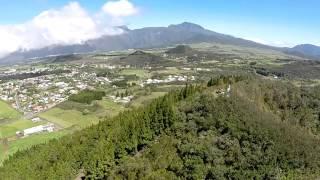 DRONE MODELS Ile De La Réunion : La Plaine Des Cafres